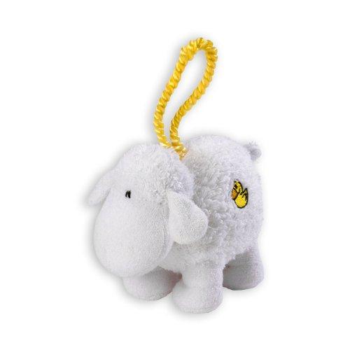 Sheepworld 42366 - Giocattolo da bagno, motivo pecora