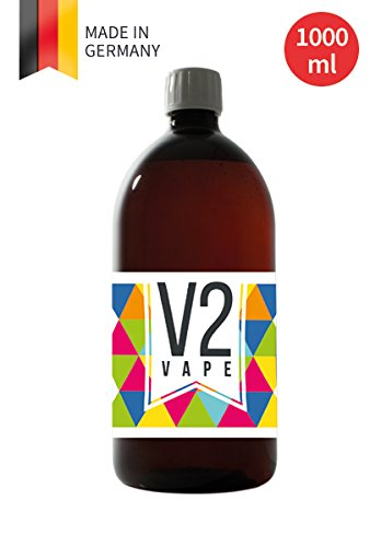 V2 Vape E-Liquid Grundstoff Base Basis 1000ml 0mg