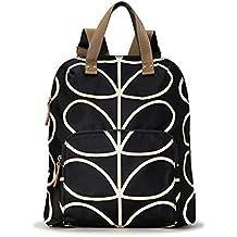 Orla Kiely Womens Etc Giant Linear Stem Backpack Handbag