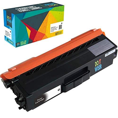 Do it Wiser Kompatibel Toner TN-326BK für Brother HL-L8250CDN MFC L8650CDW HL-L8350CDW MFC L8850CDW MFC-L8600CDW DCP L8400CDN DCP L8450CDW (Schwarz) (Brother Toner-l8600cdw)
