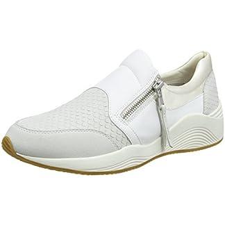 Geox Damen D Omaya A Sneaker 1