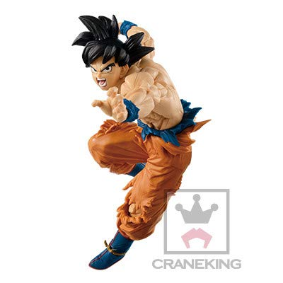 Banpresto. Dragon Ball Super Figure Son Goku Tag Fighters Ahora Disponible!