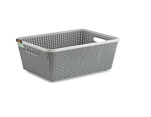 Combo Of 3 Plastic Basket Nakoda Dune 222