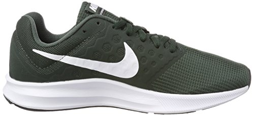 Downshifter Nike Scarpe Nero Verde Bianco Naturale Verde 7 Uomo Corsa vintage Verde Da 1dqZArwd