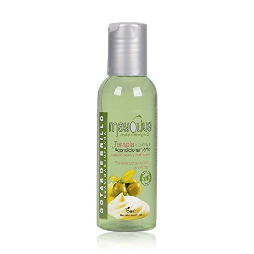 Natural Leave-in Crecepelo 4 Oz!!! by Cosmetics Boe BEAUTY (English Manual)