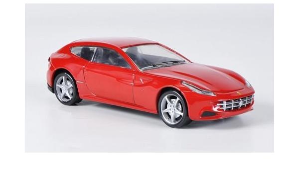 Ferrari Ff Rot Modellauto Fertigmodell Mattel 1 43 Spielzeug