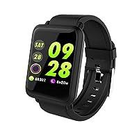 JOINUS Fitness Tracker HR,Waterproof HD Color Screen Bracelet Activity Tracker with 8 Sports Modes Pedometer HR Blood Pressure Spo2 Monitor Smart Watch for Kids Men Women