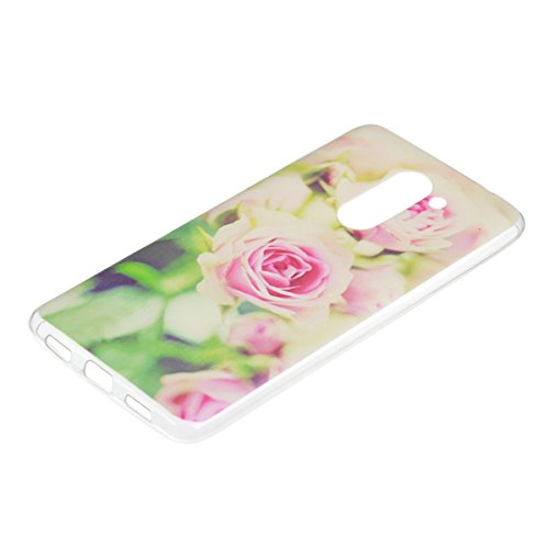 Huawei-Honor-6X-Custodia-Silicone-Custodia-Cover-per-Huawei-Honor-6X-in-Silicone-Transparente-JAWSEU-Creativo-Disegno-Ultra-Sottile-Slim-Cristallo-Chiaro-Custodia-per-Huawei-Honor-6X-Protettiva-Bumper