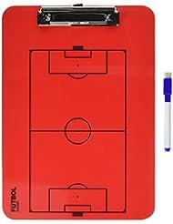 Softee 0004637 - Carpeta táctica, color rojo, talla S