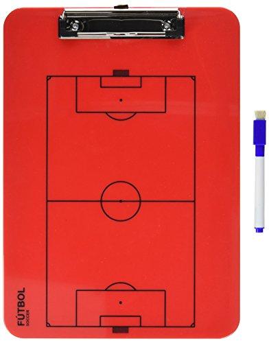 Softee-Cartella Futbol Tactica Veleda Rossa