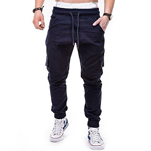 Cebbay Liquidación Pantalones de chándal para Hombres Pantalones Casuales Pantalones de chándal...