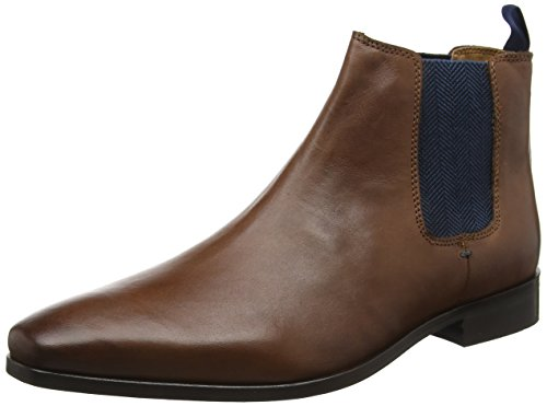 KG by Kurt Geiger Baxter, Stivaletti Uomo, Brown (Tan), 40 EU