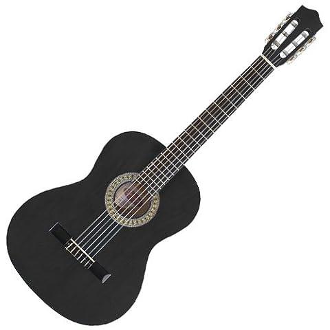 Stagg C542 BK Full Size Classical Spanish Guitar - Black