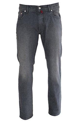 Pierre Cardin Herren Jeans Lyon broken Twill - grey Denim 912 3091 82 36/30 -