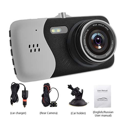 FDBF 4 0 Inch IPS Screen Car DVR Novatek Car Camera Video 170 Degree Dash  Camera