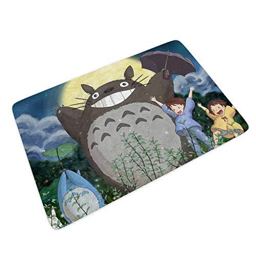 Firelife Totoro Anime Felpudo Goma Felpudo Felpudo