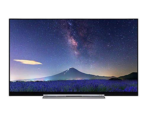 Toshiba 49U7763DB 49 Inch SMART 4K Ultra HD LED TV Freeview Play Black (Certified Refurbished)