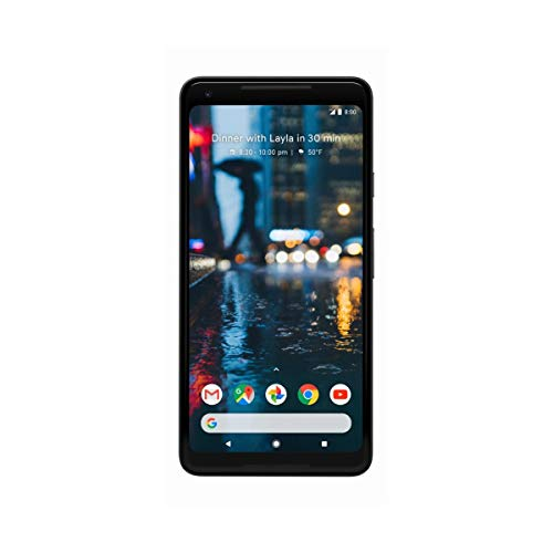 "Google Pixel 2 XL GA00125-DE 15,2 cm (6"") 4 GB 64 GB SIM singola 4G Nero 3520 mAh"