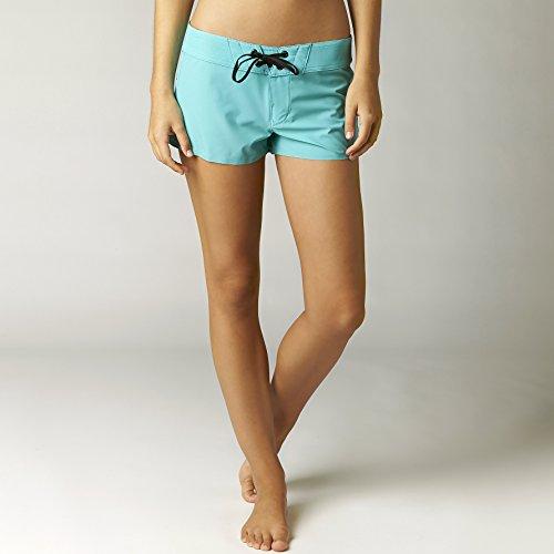 Damen Shorts Fox Jag Shorts Blue Atoll