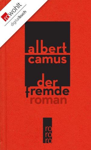 Buchseite und Rezensionen zu 'Der Fremde' von Albert Camus