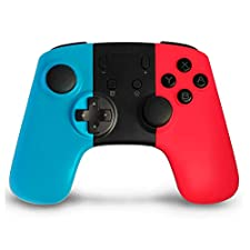 Maegoo Wireless Controller per Nintendo Switch, Switch Controller con Shock Vibration Controller Wireless Gamepad Joystick Fur Nintendo Switch Support Nintendo Switch Games