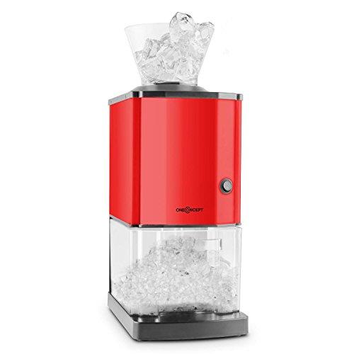 oneConcept Icebreaker • Broyeur à glace • Jusqu'à...