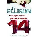 [ 14 BY ELLISON, J. T.](AUTHOR)PAPERBACK