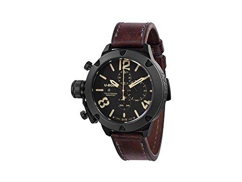 Reloj Automático U-Boat Classico, Titanio, 53 mm, Edición Limitada, 6548/1