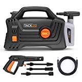 Best Electric Pressure Washers - Pressure Washer,1400W 110Bar 390L/ H, All Copper Motor Review
