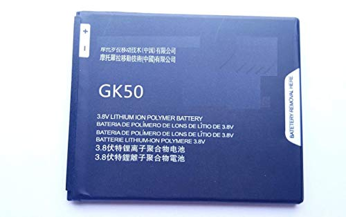 Generic Replacement Internal Battery for Motorola Moto e3 Power gk503500 Mah Li-Ion