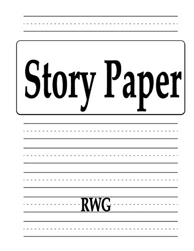 Story Paper: 50 Pages 8.5