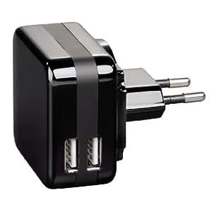 Hama Dual Universal USB-Ladegerät 4,2 A