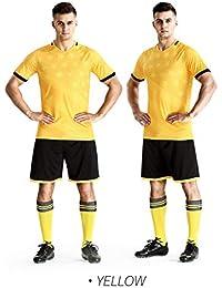 67a25d5740df1 LQZQSP Camisetas De Fútbol Masculinas De Gama Alta Lejos De Fútbol Ropa  Deportiva Uniforme Traje Fitness