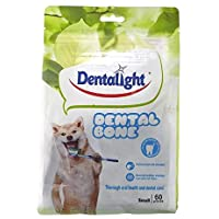 Goofy Tails 60 Pcs Mini Dental Veg Bone Dog Treat 540g