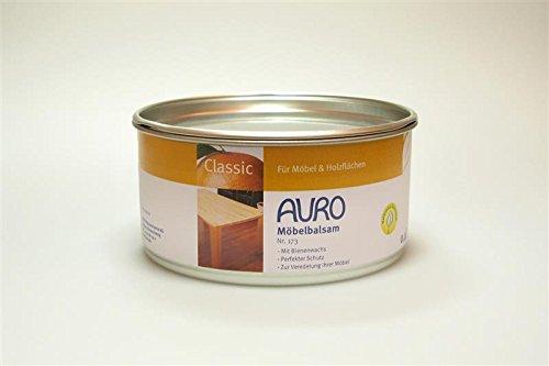AURO - CERA PARA MUEBLES (RESINA DE ALERCE  0 4 L)