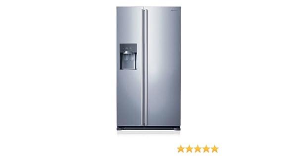 Amerikanischer Kühlschrank Hersteller : Samsung rs7567thcsl ef side by side a 458 kwh jahr 361 l