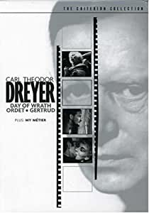Criterion Collection: Carl Theodor Dreyer [DVD] [1943] [Region 1] [US Import] [NTSC]
