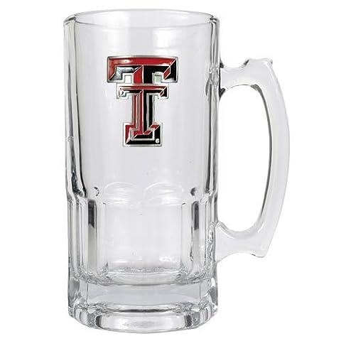 College Macho Mug Primary Logo, femme Enfant Homme mixte, Texas Tech Red Raiders