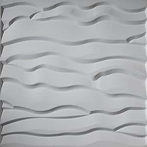 ThreeDwall EKB-02-115 Dunes - 3 dimensionnel d-coration murale