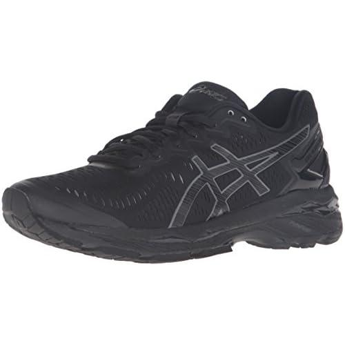 41m6YIWHy3L. SS500  - ASICS Women's Gel-Kayano 23 Running Shoe, Black/Onyx/Carbon, 5.5 UK