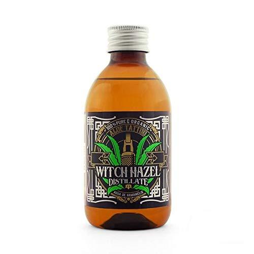 AloeTattoo Witch Hazel 250 ml, Hamamelis Destillat, Zaubernuss