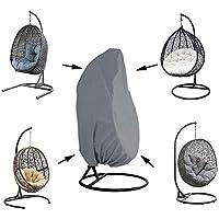 FlyLemon Rattan da Giardino Wicker Sedie Sospese Coperture Mobili Impermeabili 420D Oxford