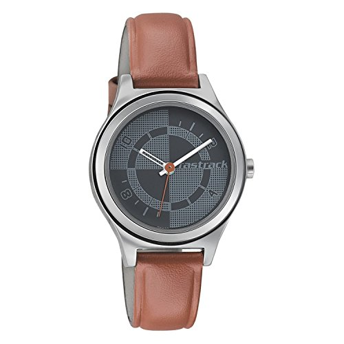 Fastrack Women Analog Watch - NK6152SL02 (Grey)