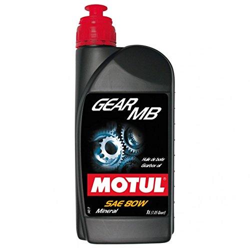 Motul 100958de transmission Gear Mo SAE 80, 1L pas cher
