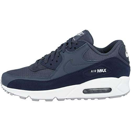 Nike Air Max 90 Essential Sneaker Low (Max 90 Männer Schwarz Air)