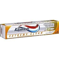 Aquafresh Extreme Clean Toothpaste, Whitening Action, 5.6 oz