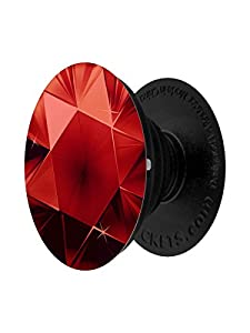 Ruby Red Popsocket Phone Stand And Grip 4x4cm Amazon Co