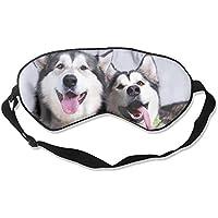 Lovely Husky Dogs Sleep Eyes Masks - Comfortable Sleeping Mask Eye Cover For Travelling Night Noon Nap Mediation... preisvergleich bei billige-tabletten.eu