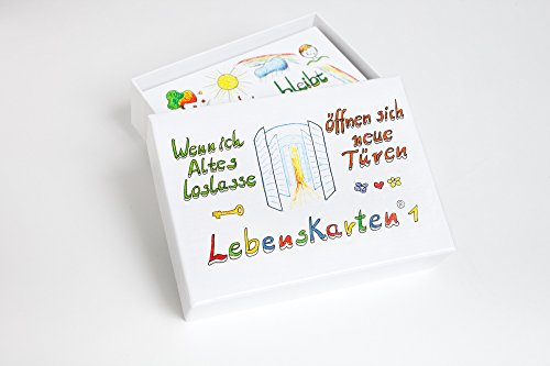 """Lebenskarten """"Das Original"""" - 72 Therapiekarten von Barbara Völkner"""