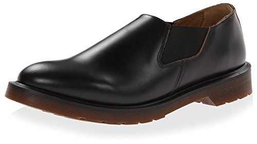Dr. Martens - Männer Louis Gussett Slip On, 42 EUR, Black